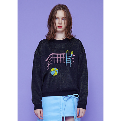 [40% SALE ]POOL knit