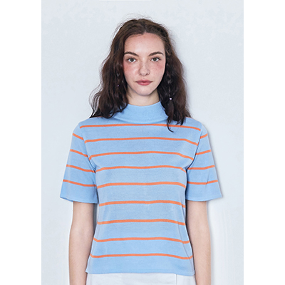 [30% SALE ] pin stripe knit
