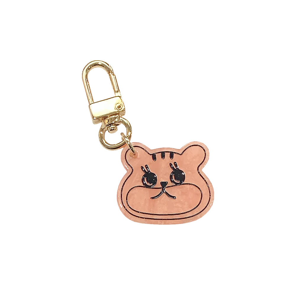 chipmunk key ring